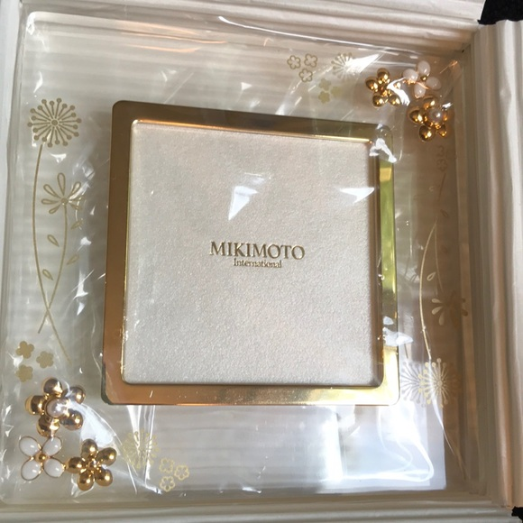 Mikimoto Accessories | Nwot Gift Boxed Picture Frame | Poshmark